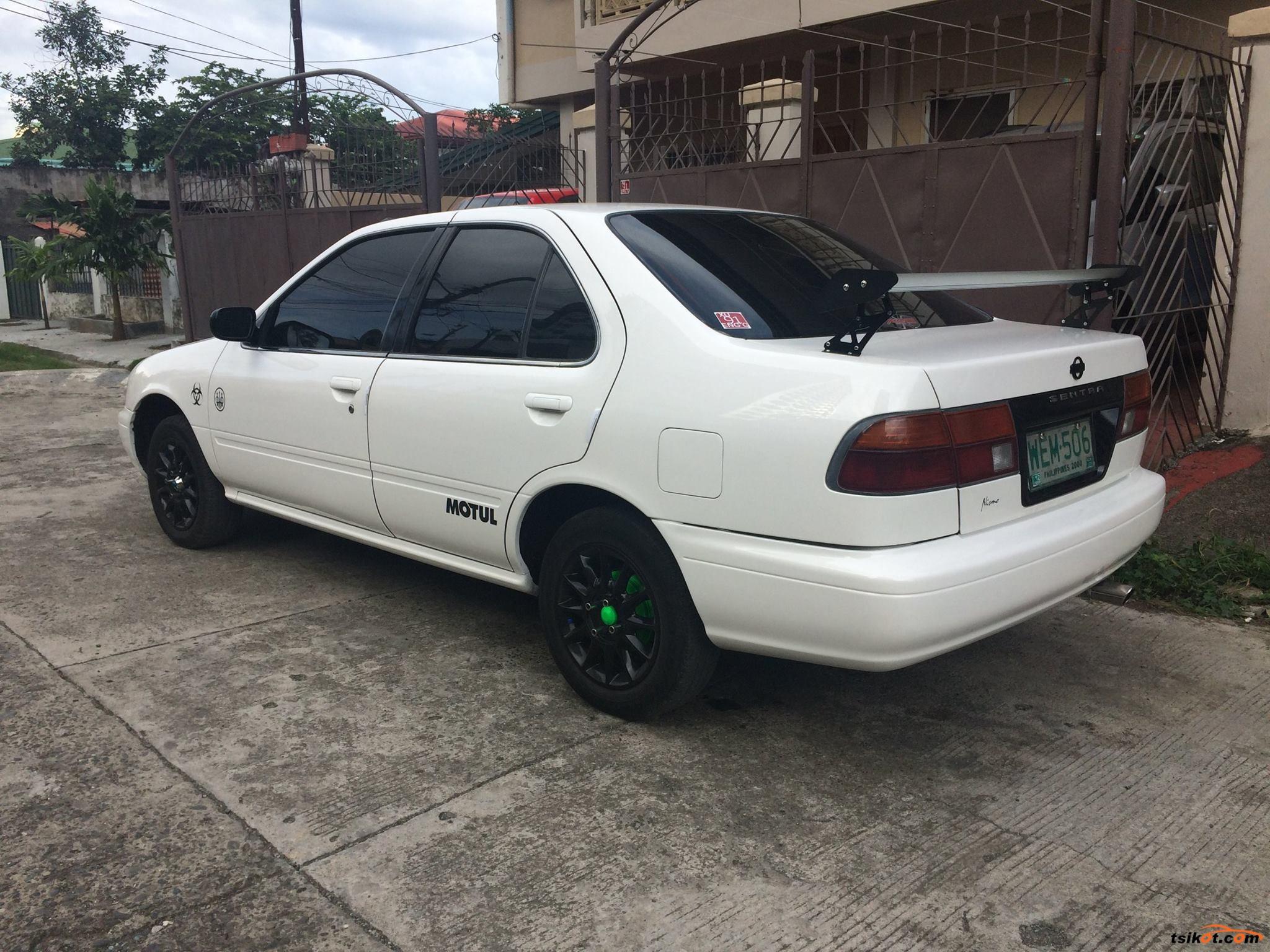 Nissan Sentra 1998 - 4
