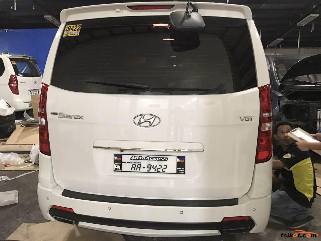 Hyundai Grand Starex 2016 - 9