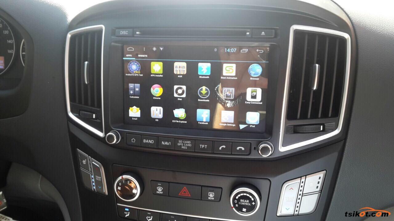 Hyundai Grand Starex 2016 - 8