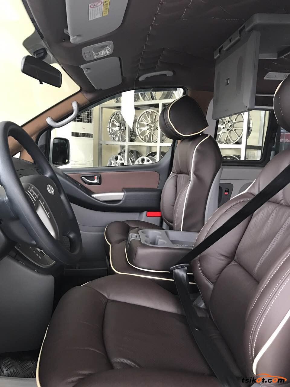 Hyundai Grand Starex 2016 - 4