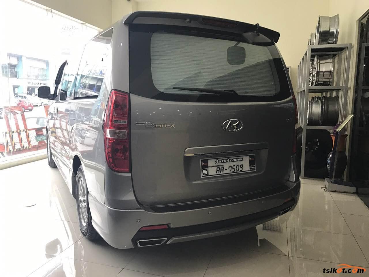 Hyundai Grand Starex 2016 - 7