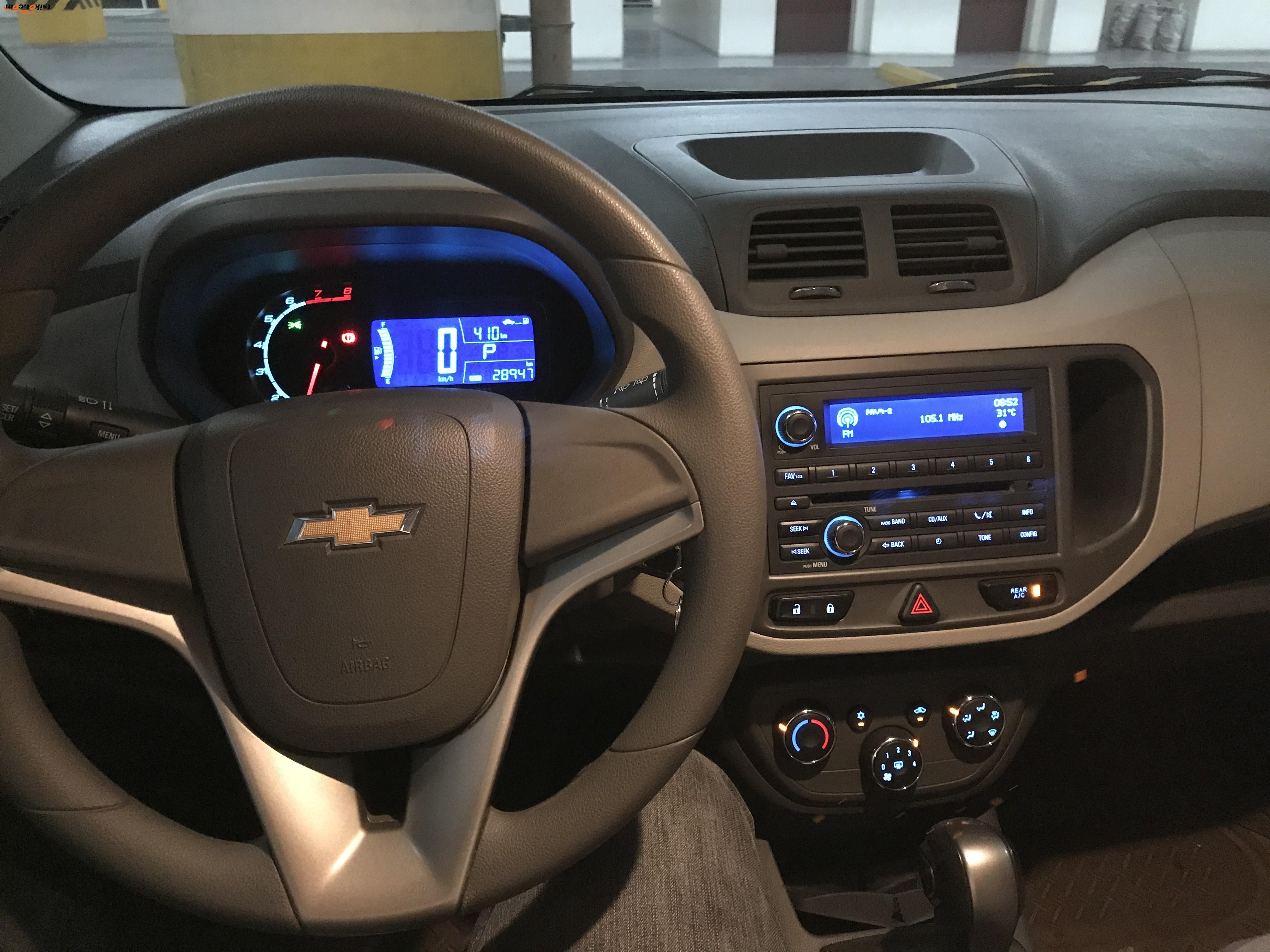 Chevrolet Spin 2015 - 2