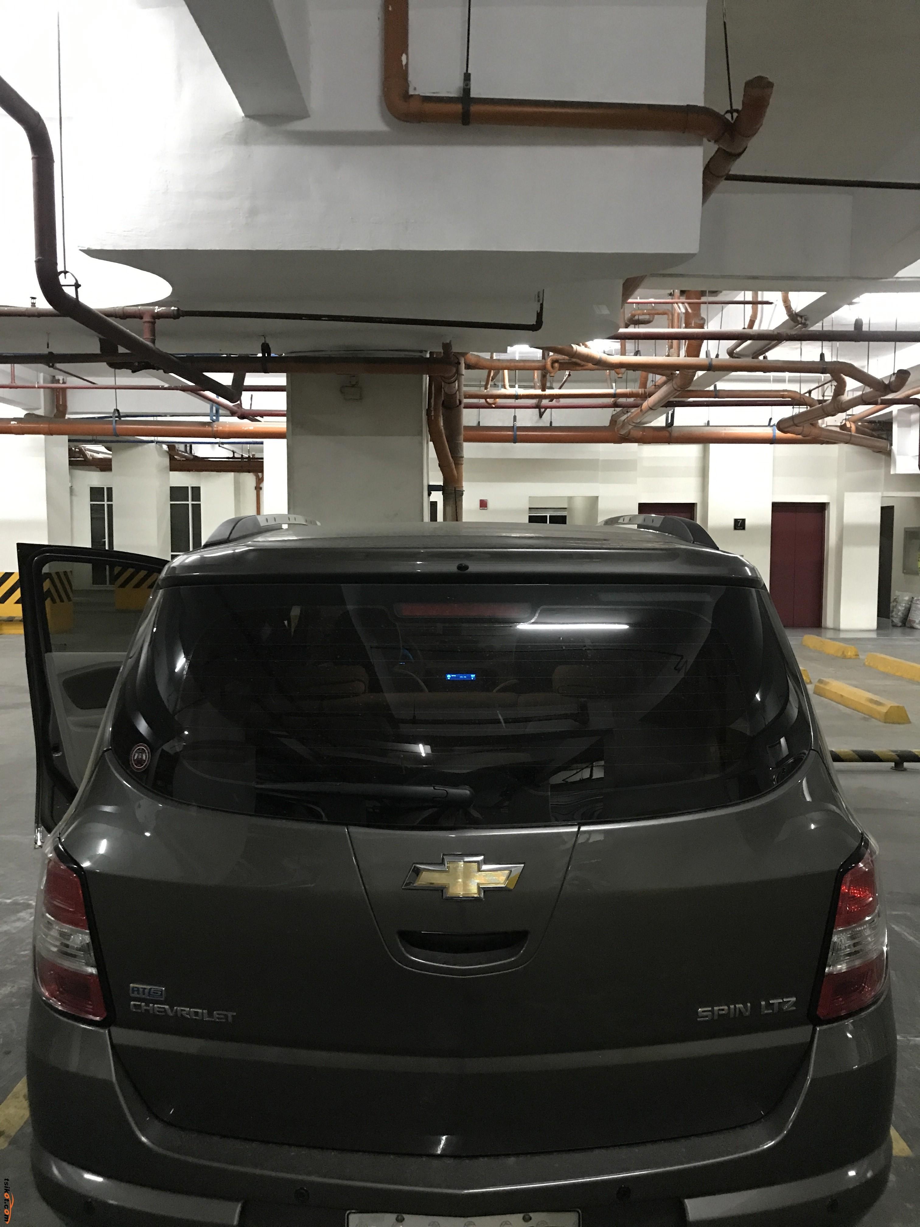 Chevrolet Spin 2015 - 5