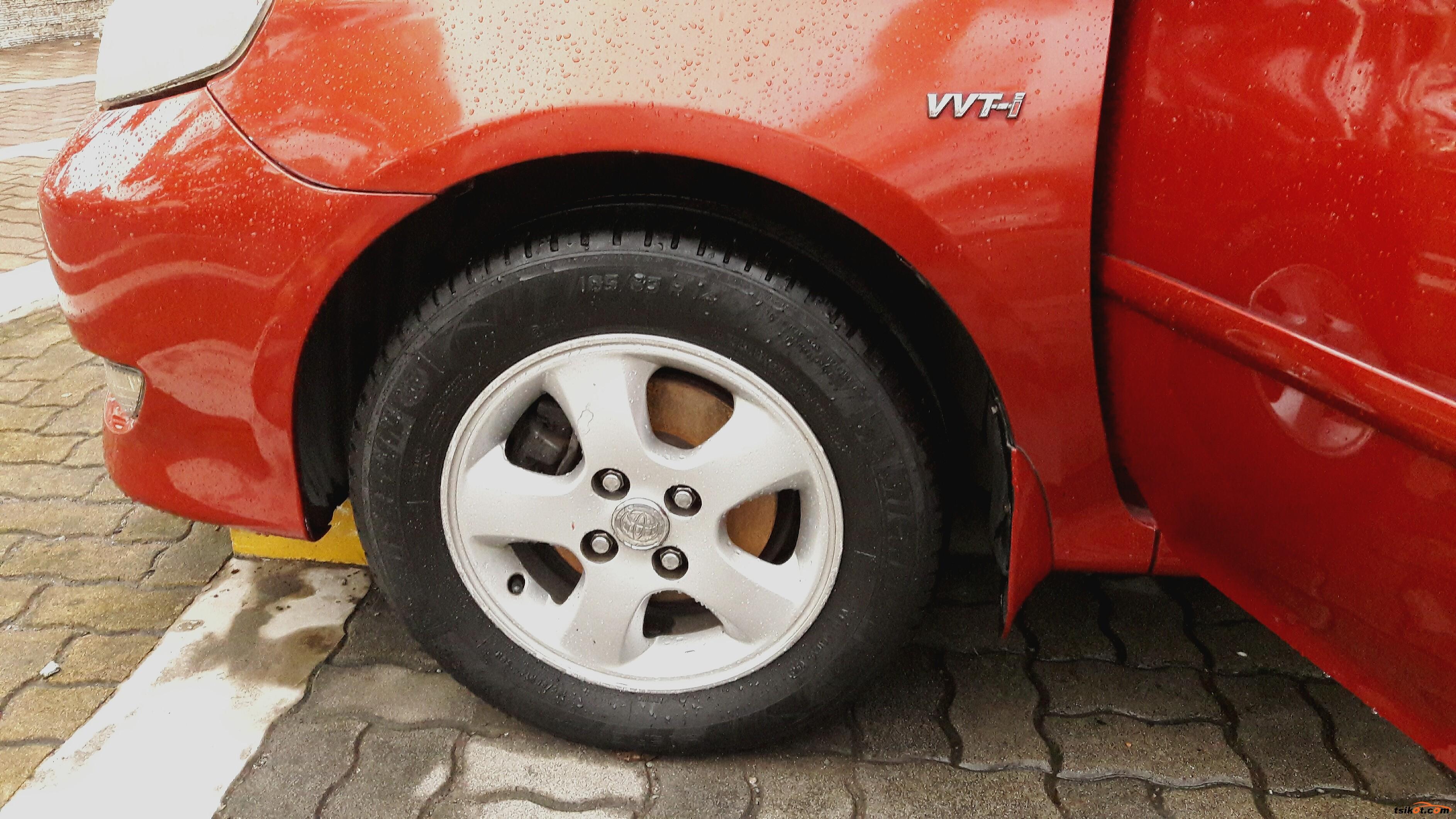 Toyota Vios 2005 - 10