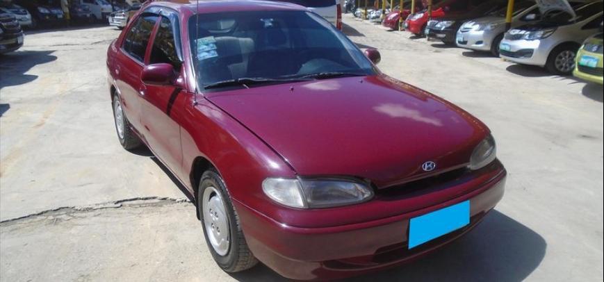 Hyundai Accent 2004 - 1