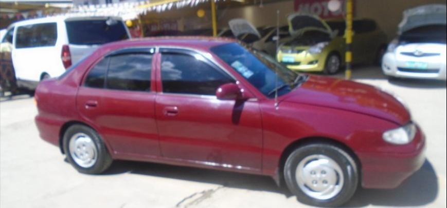 Hyundai Accent 2004 - 12