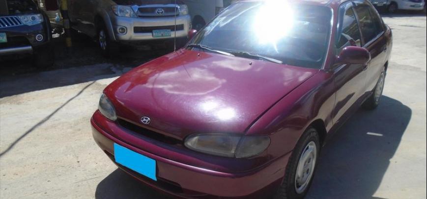 Hyundai Accent 2004 - 8