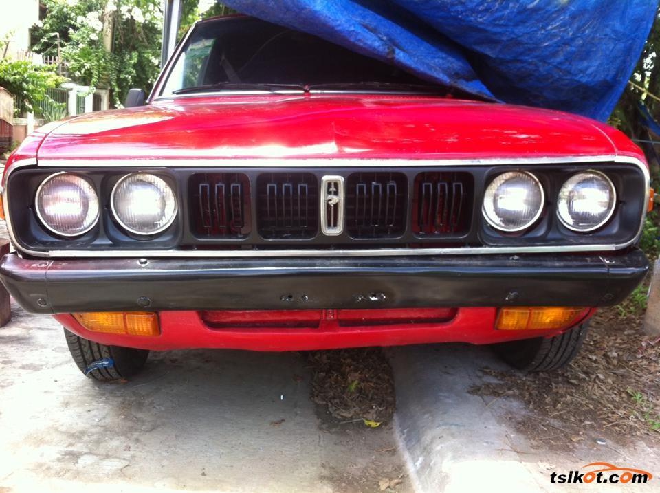 Mitsubishi Galant 1975 - 1