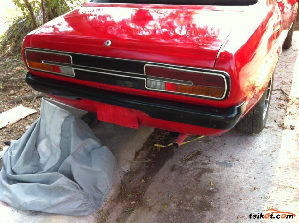 Mitsubishi Galant 1975 - 4