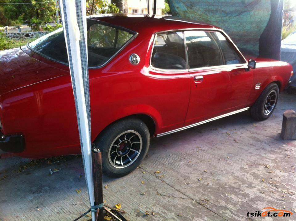 Mitsubishi Galant 1975 - 5