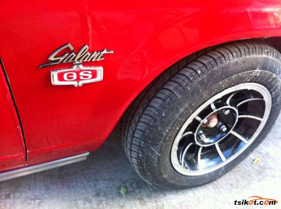 Mitsubishi Galant 1975 - 6
