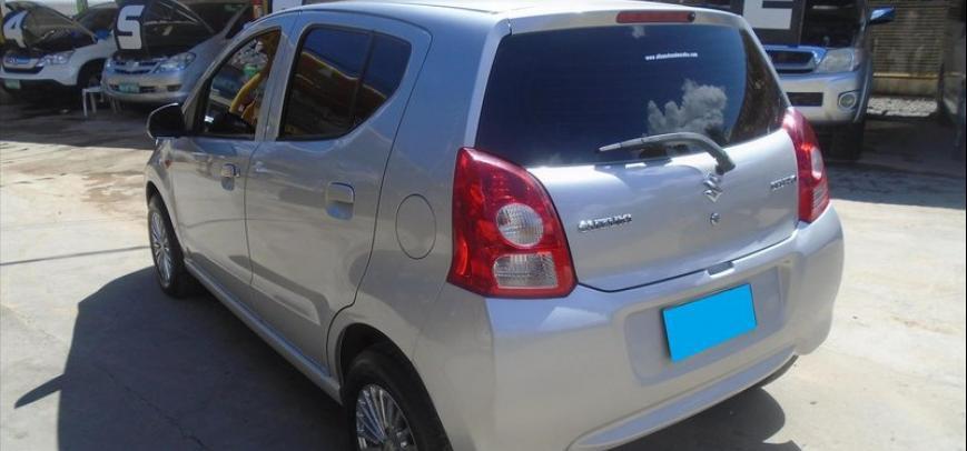Suzuki Celerio 2011 - 11