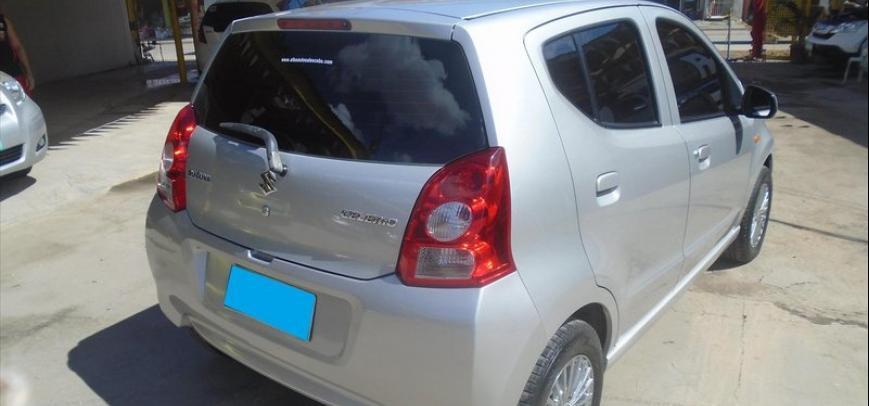 Suzuki Celerio 2011 - 12