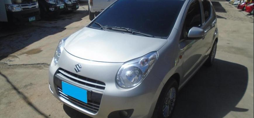 Suzuki Celerio 2011 - 2