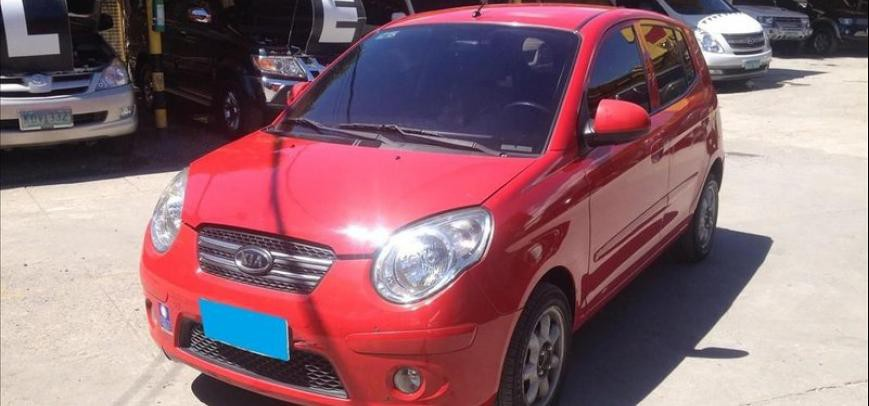 Kia Picanto 2008 - 2
