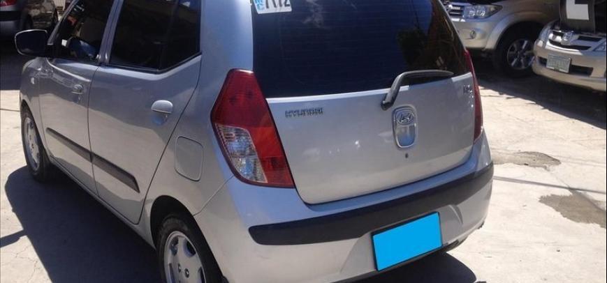 Hyundai I10 2008 - 12