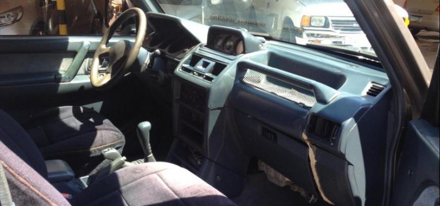 Mitsubishi Pajero 2005 - 6
