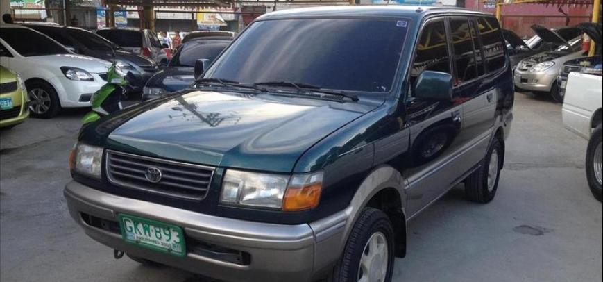 Toyota Rav 1998 - 7