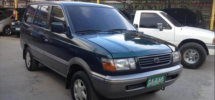 Toyota Rav 1998 - 8