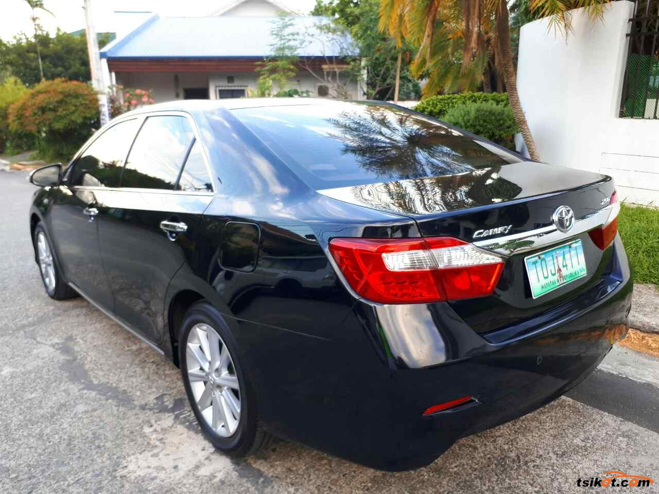 toyota camry 2012 car for sale metro manila. Black Bedroom Furniture Sets. Home Design Ideas