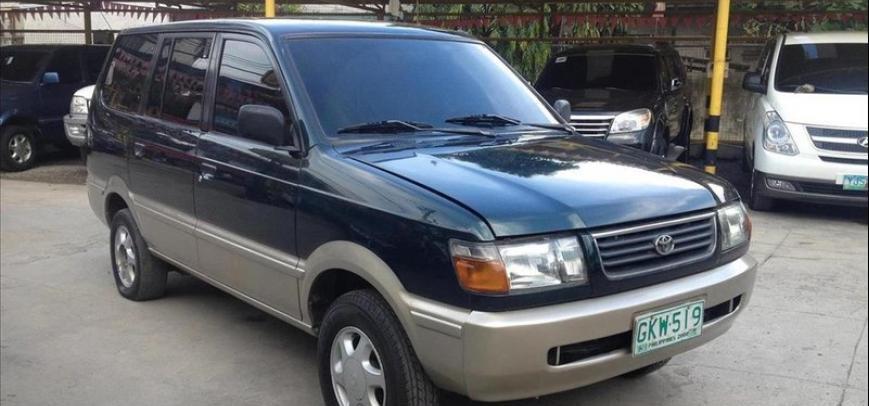 Toyota Rav 1999 - 8
