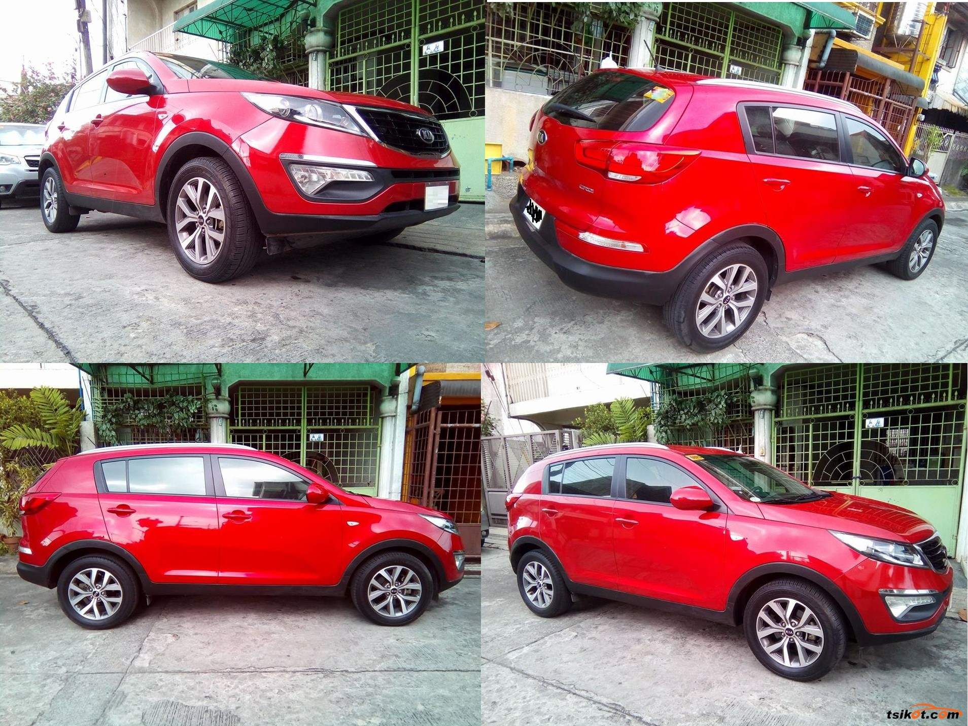 kia sportage 2015 car for sale metro manila philippines. Black Bedroom Furniture Sets. Home Design Ideas