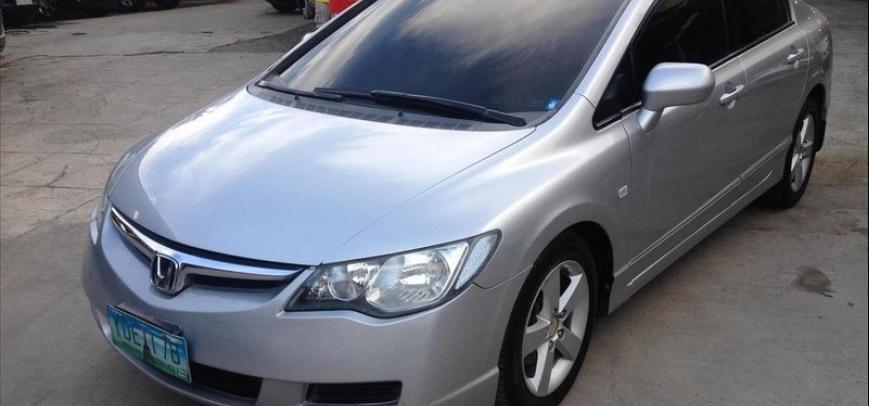 Honda Civic 2006 - 8
