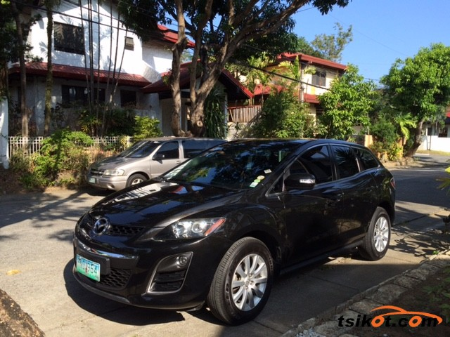 mazda cx 7 2010 car for sale metro manila. Black Bedroom Furniture Sets. Home Design Ideas