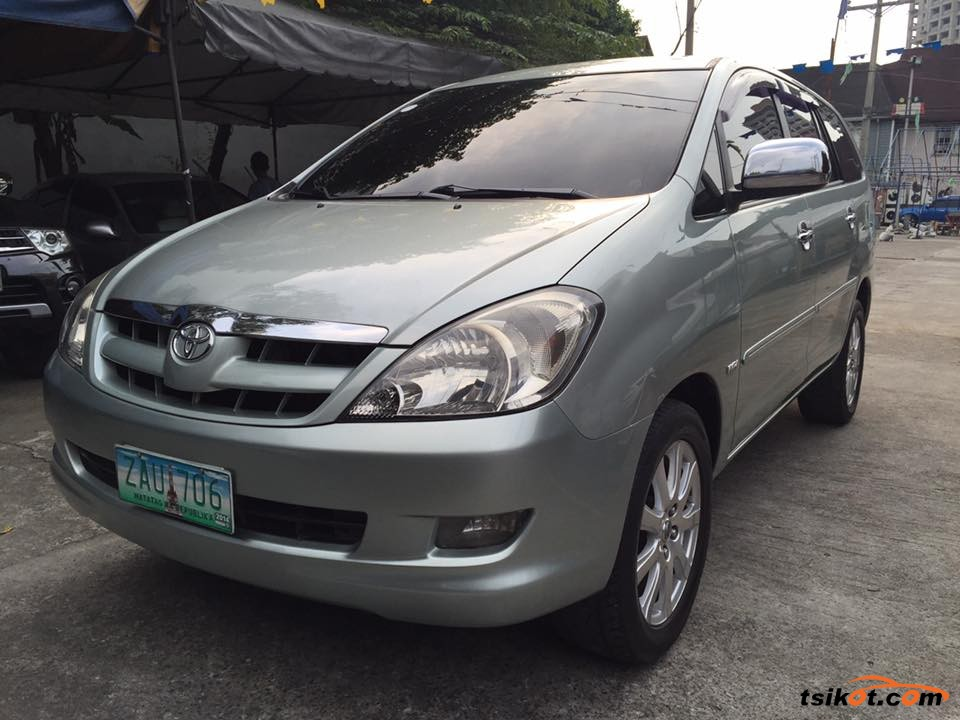 Toyota Innova 2005 Car For Sale Metro Manila