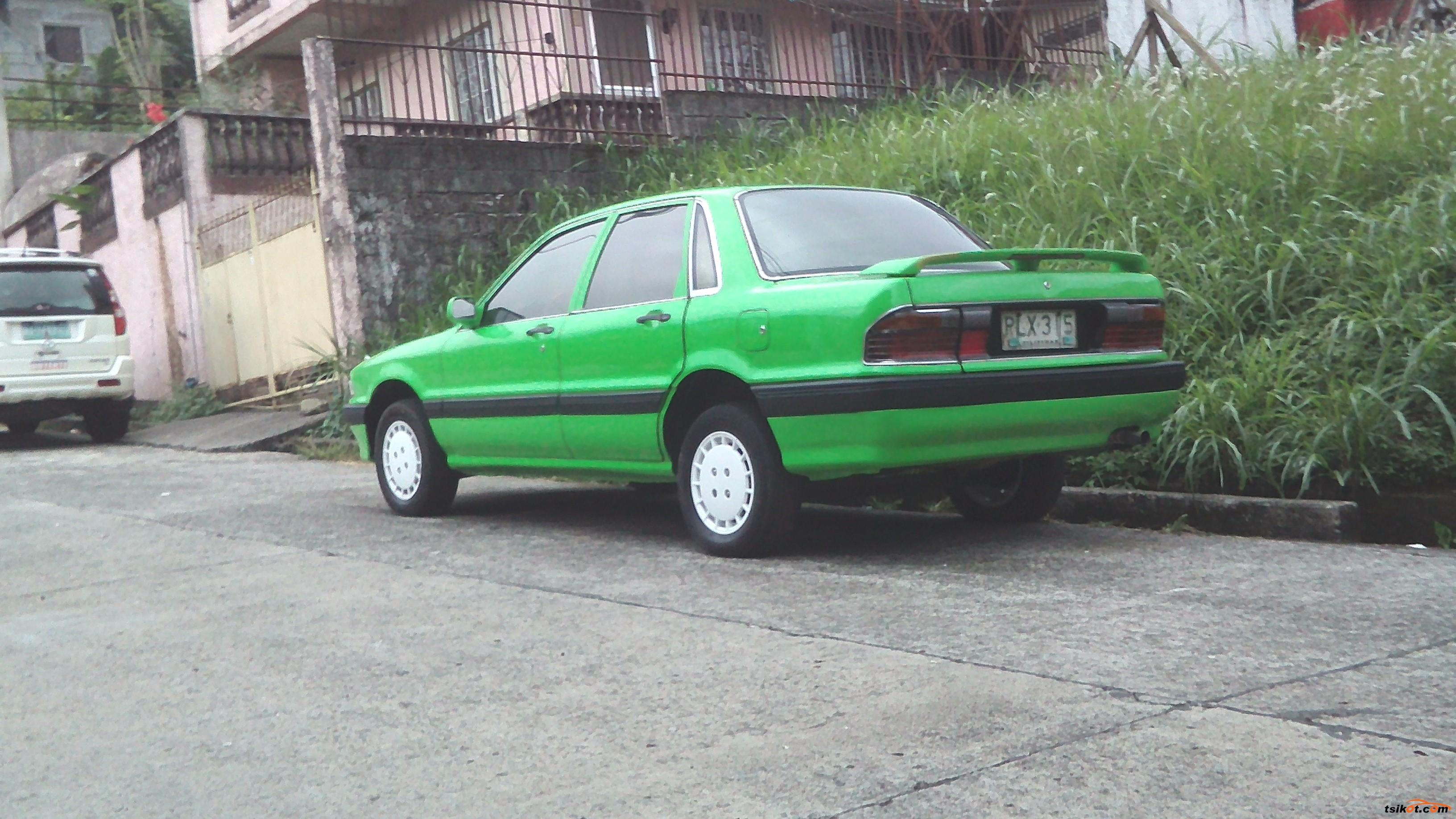Mitsubishi Galant 1989 - 1