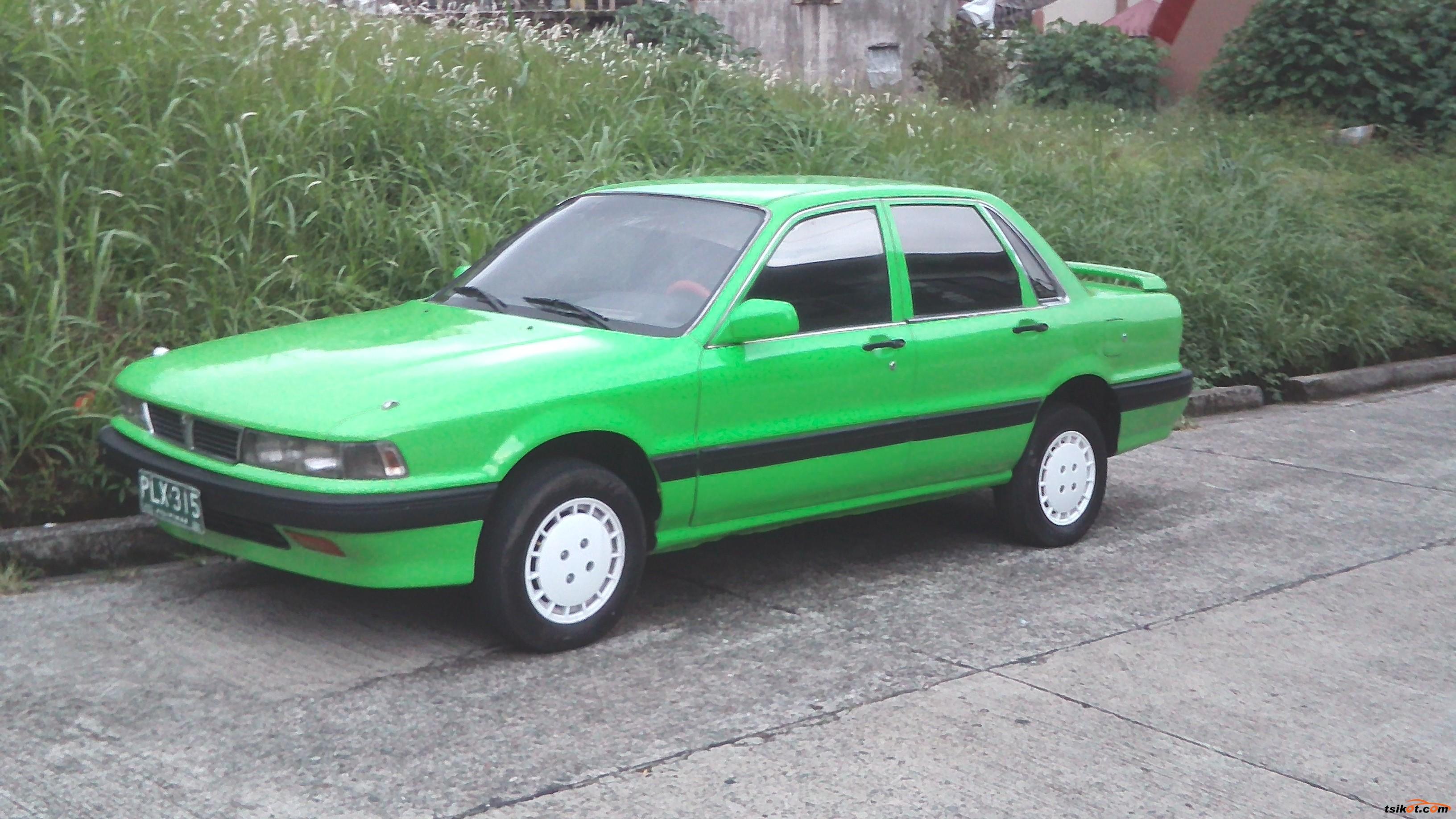 Mitsubishi Galant 1989 - 2