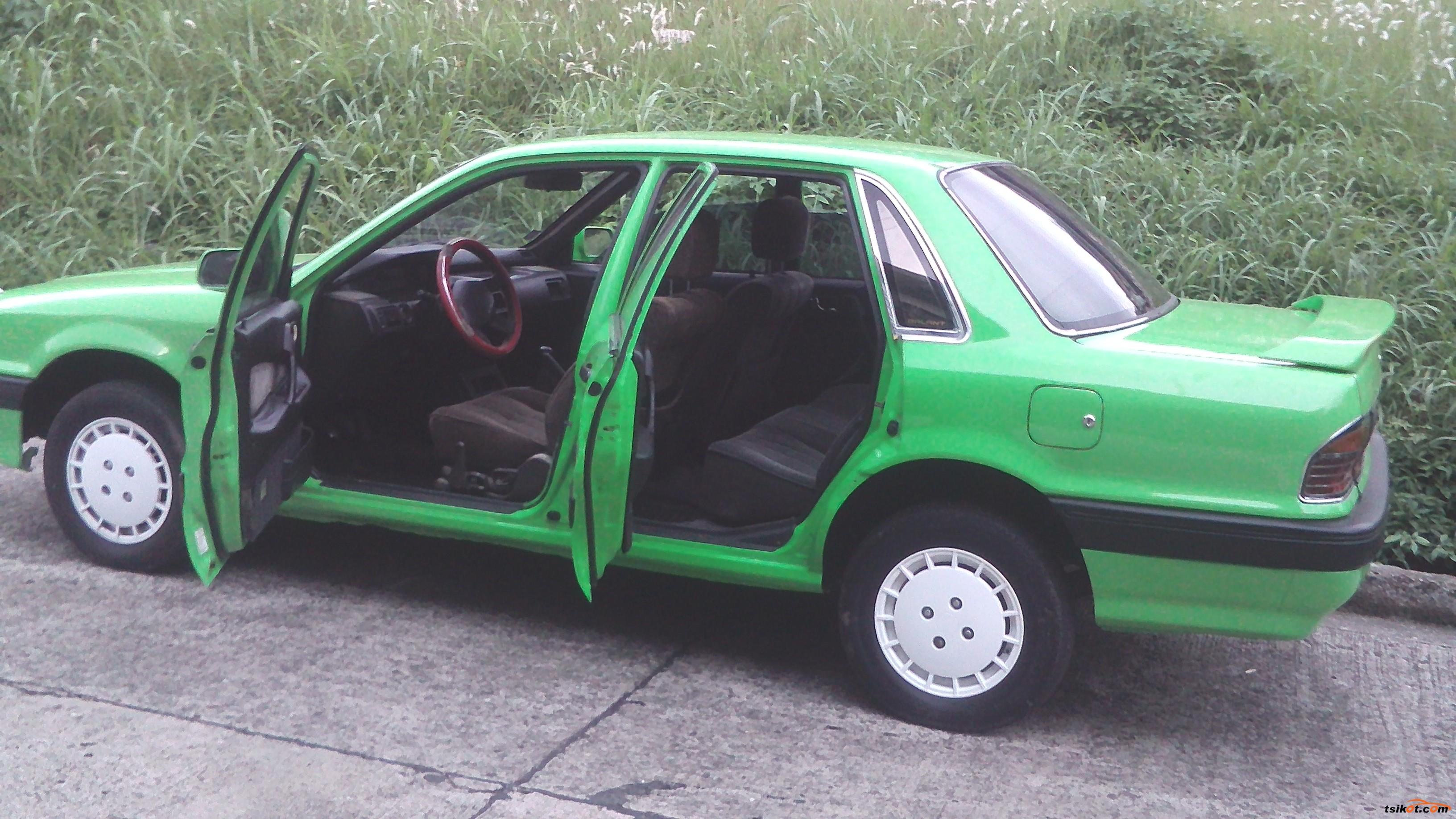 Mitsubishi Galant 1989 - 3