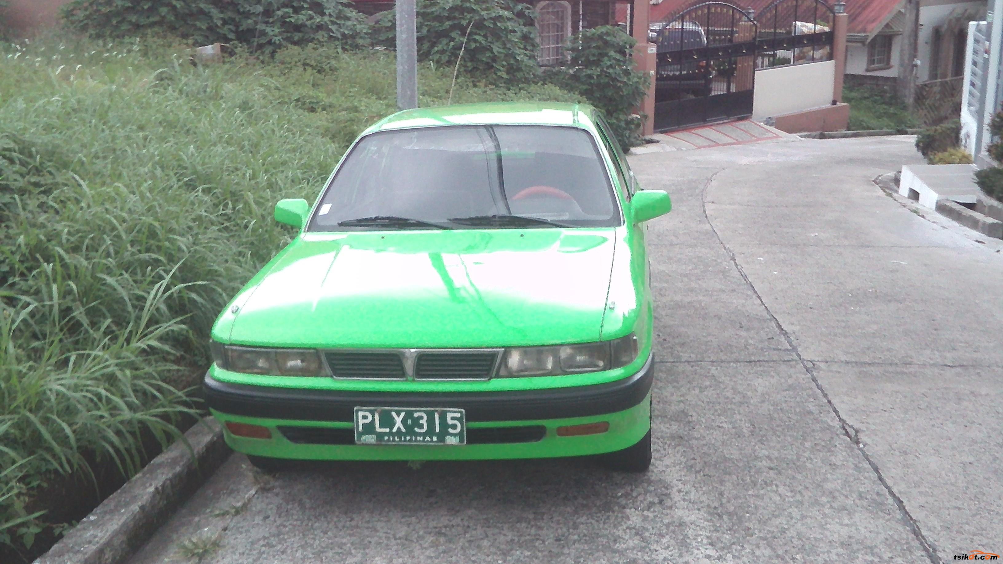 Mitsubishi Galant 1989 - 5