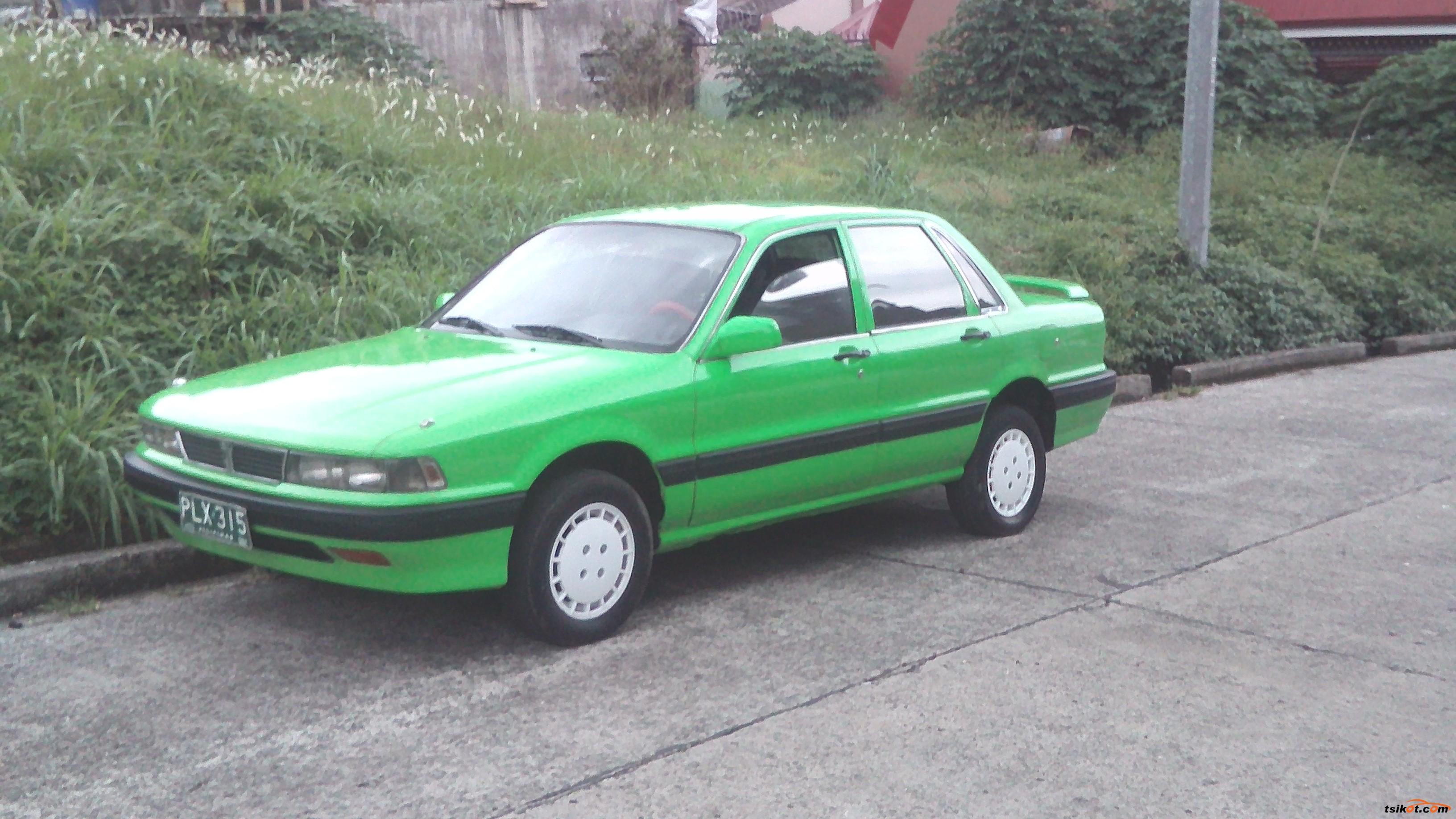Mitsubishi Galant 1989 - 6