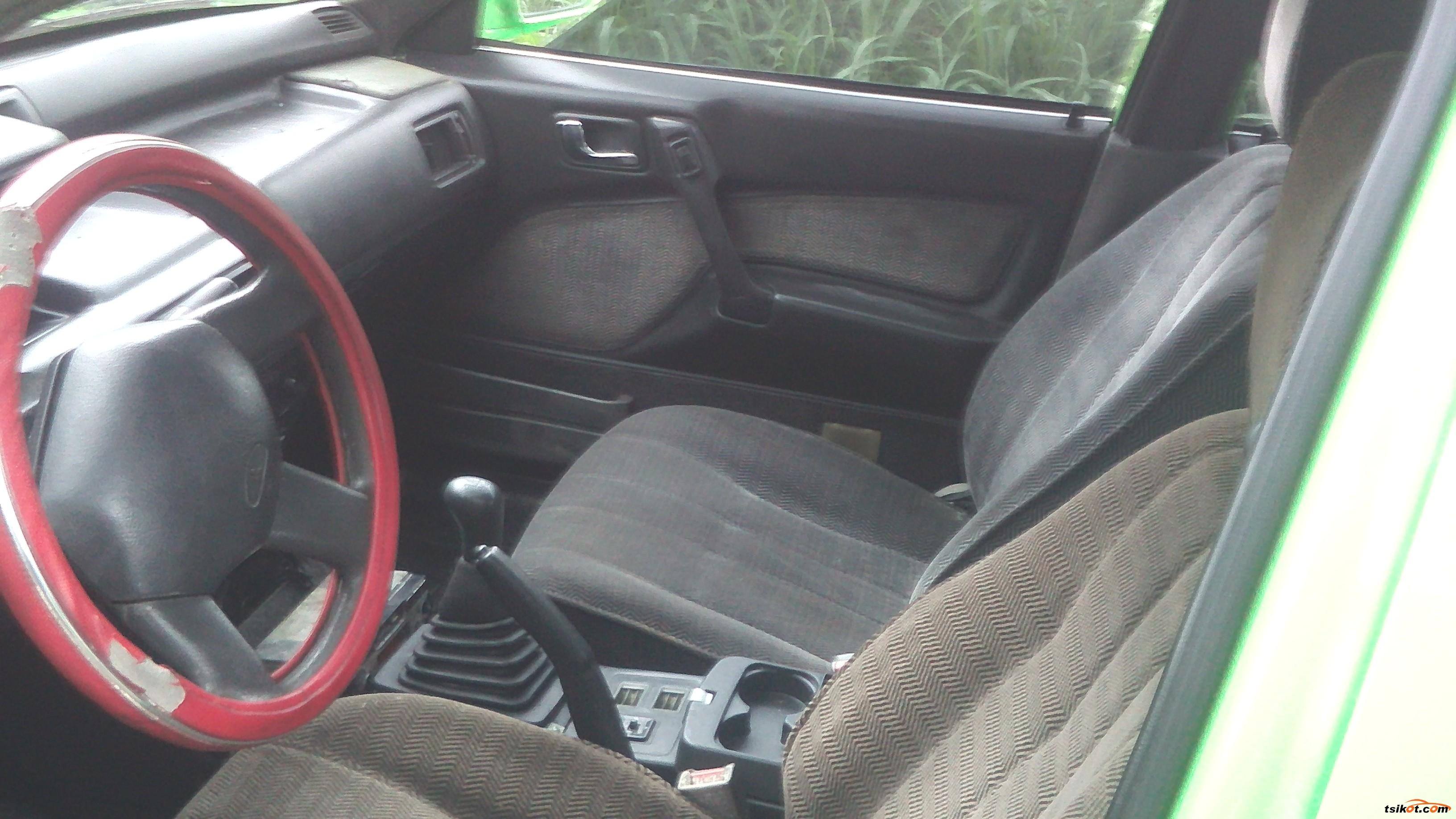 Mitsubishi Galant 1989 - 7
