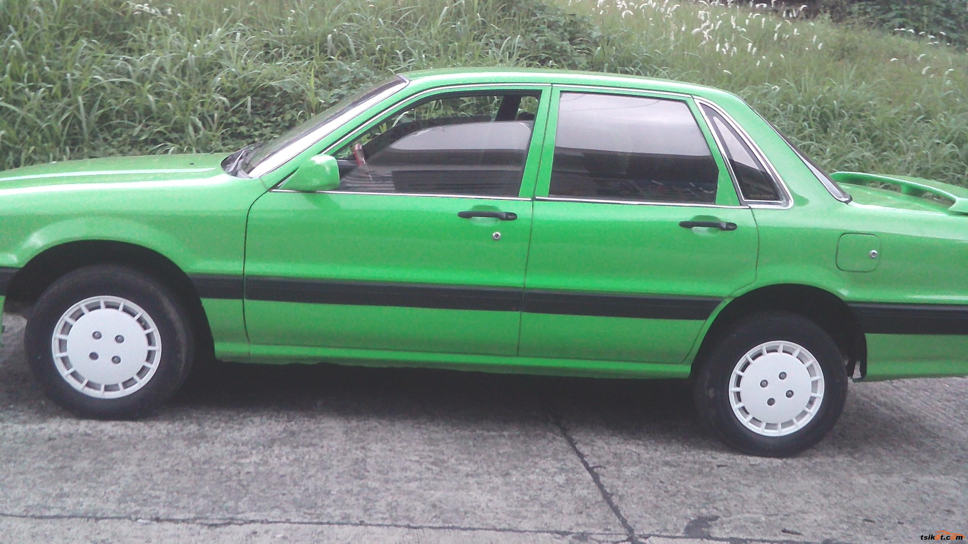 Mitsubishi Galant 1989 - 9