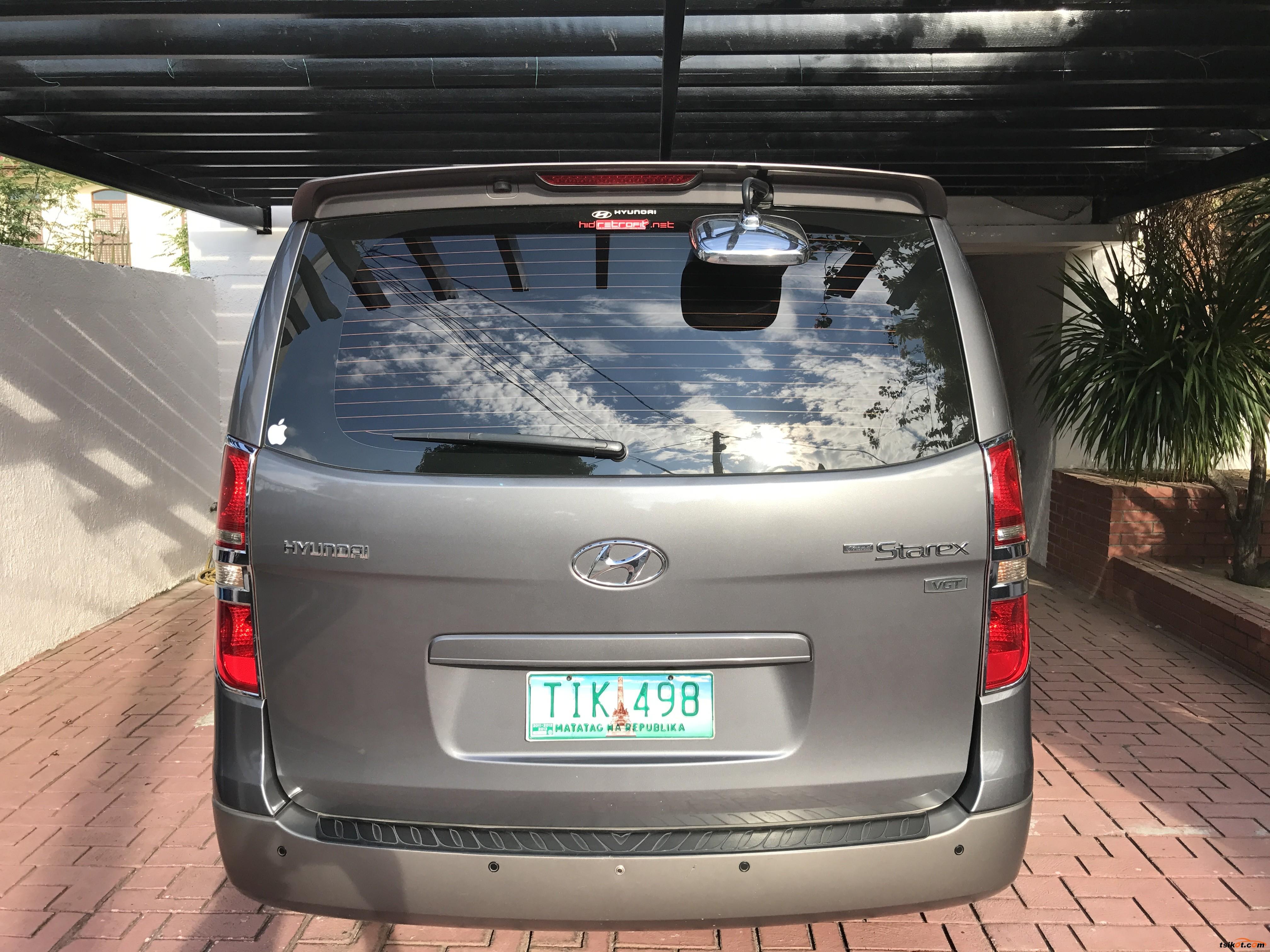 Hyundai G.starex 2011 - 1