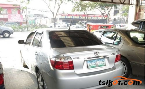 Toyota Vios 2005 - 9
