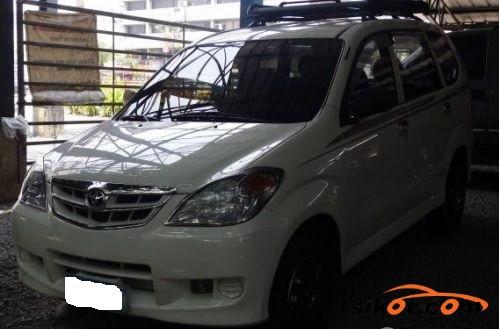 Toyota Avanza 2010 - 1