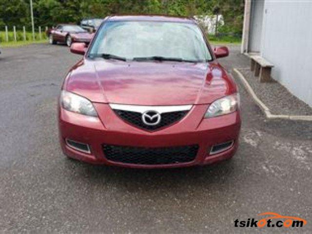 Mazda 3 2008 - 1