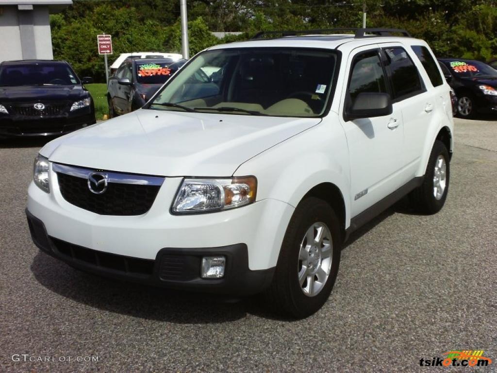 Mazda Tribute 2008 - 1