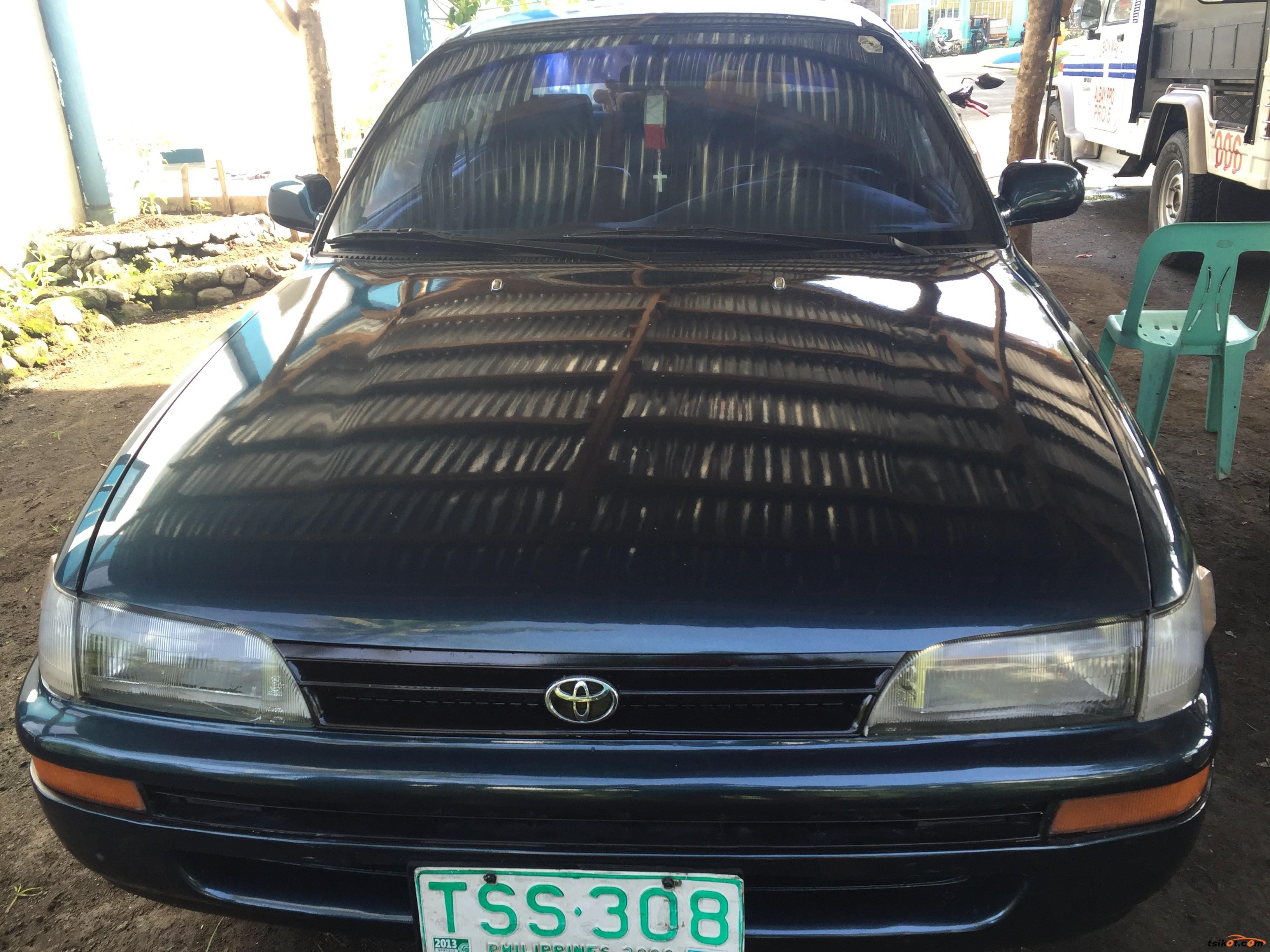 Toyota Corolla 1995 - 2