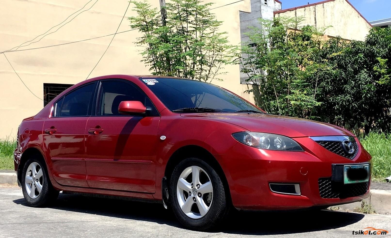Mazda Mazda3 2012 - 2
