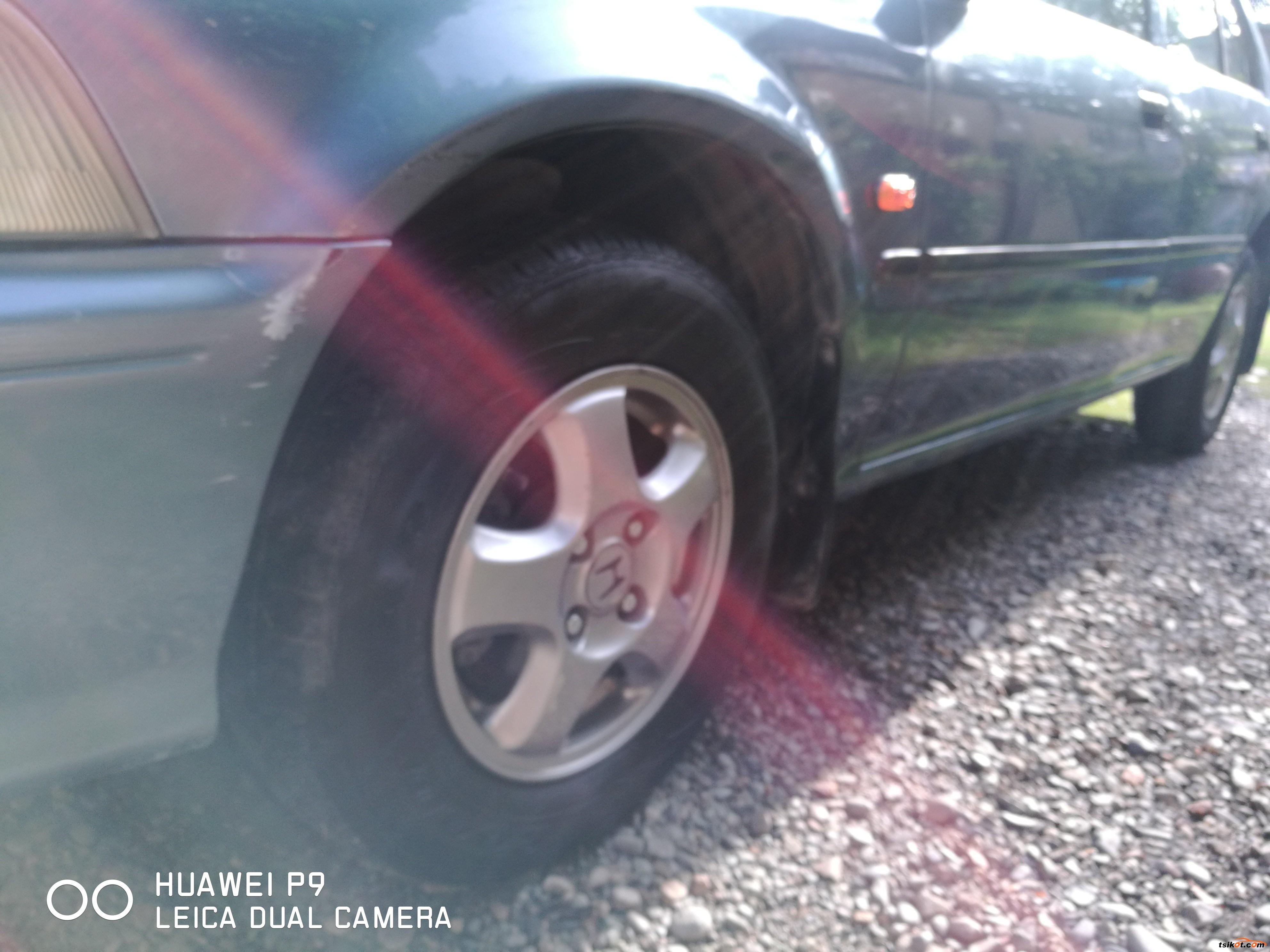 Honda City 1997 - 4