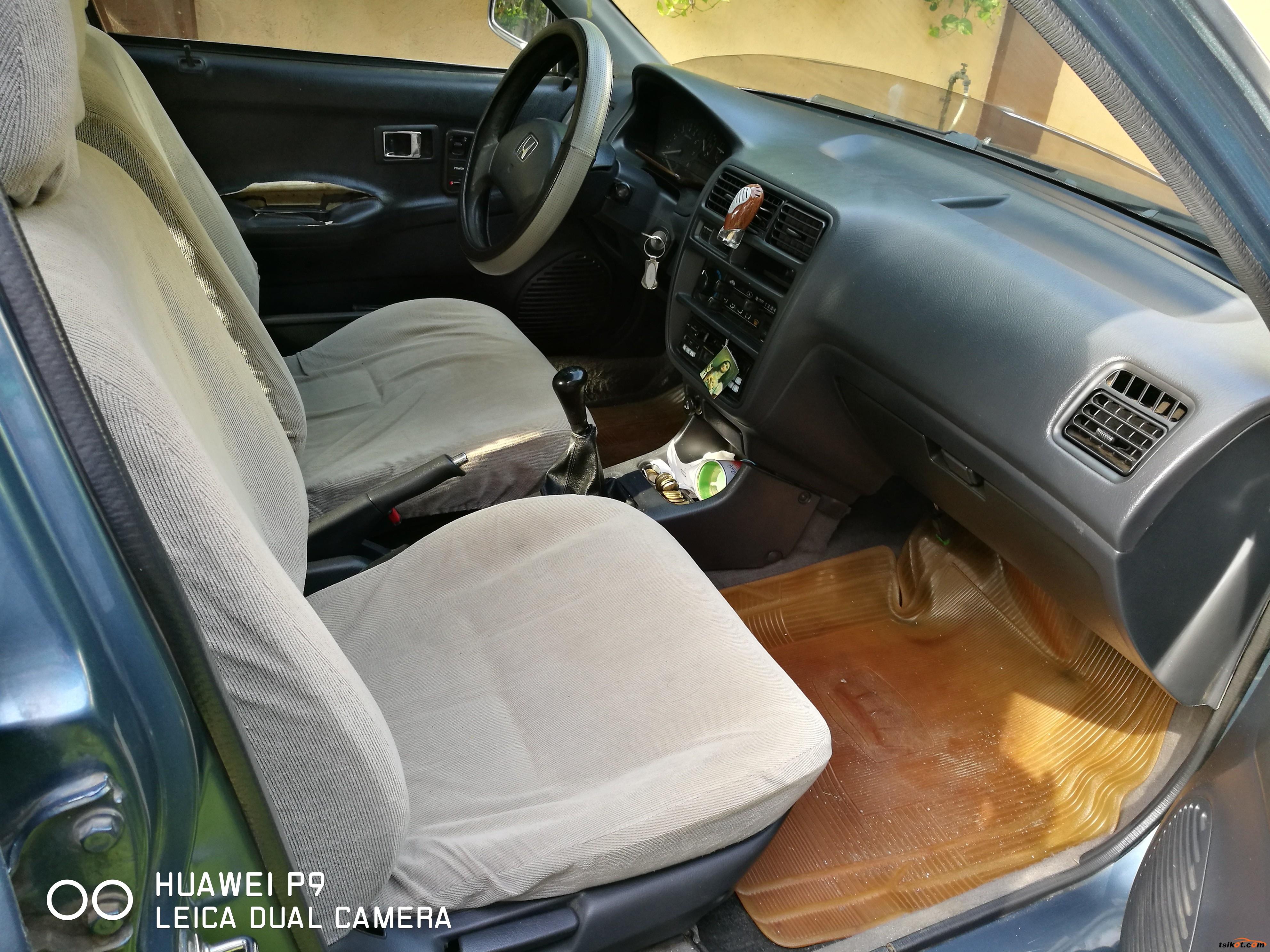 Honda City 1997 - 5