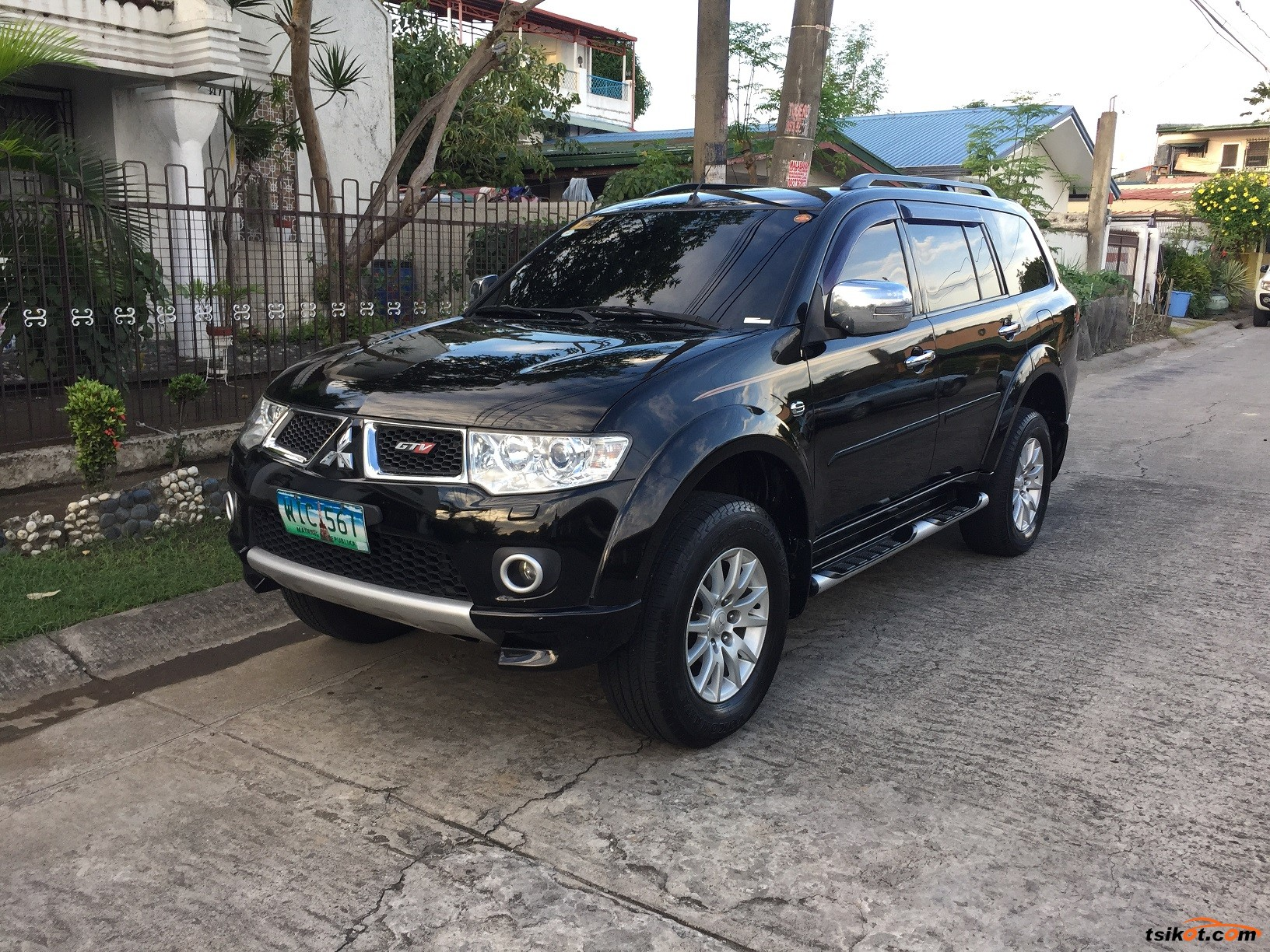 Mitsubishi Montero 2013 Car For Sale Metro Manila