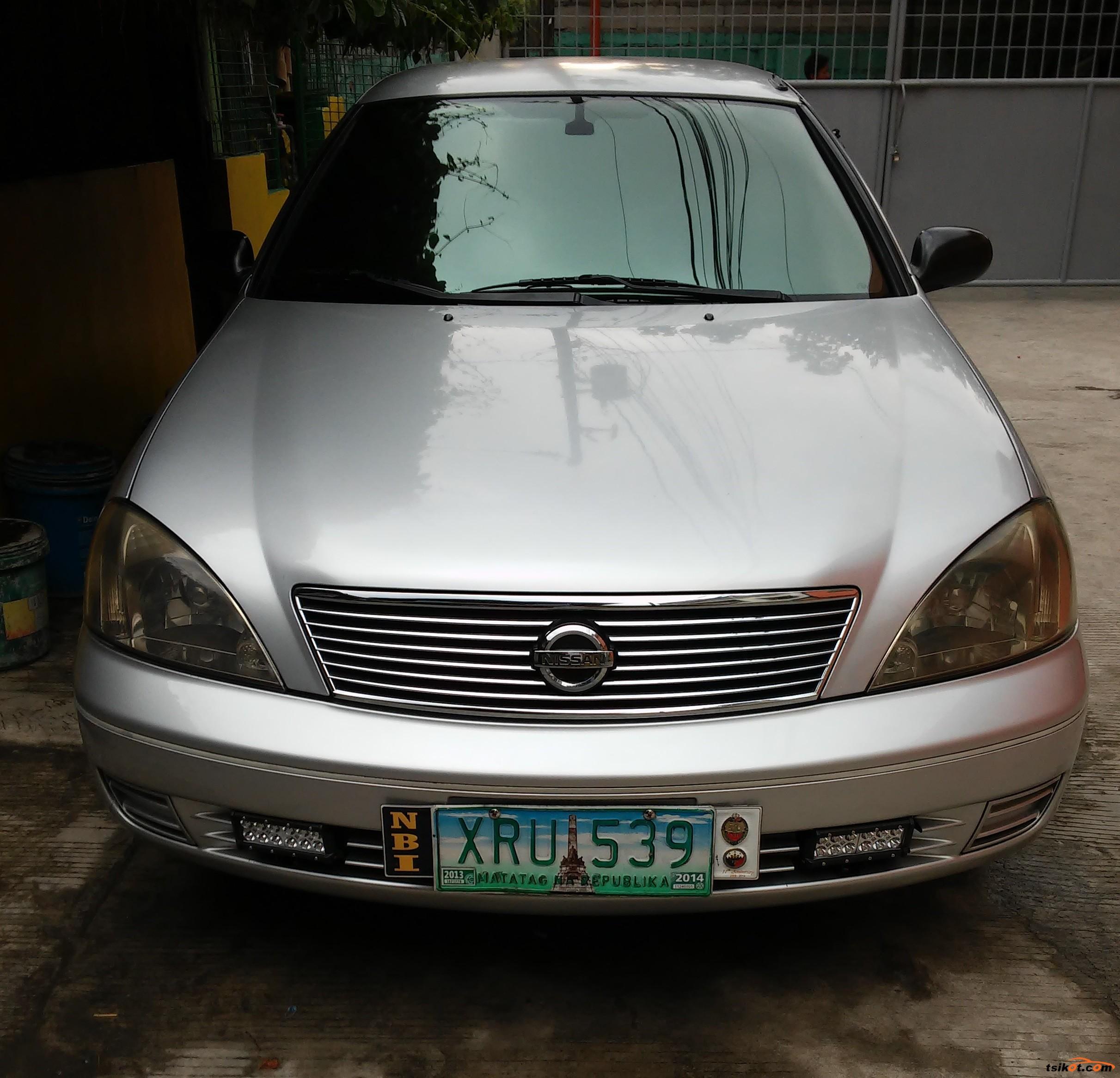 Nissan Sentra 2004 - 4