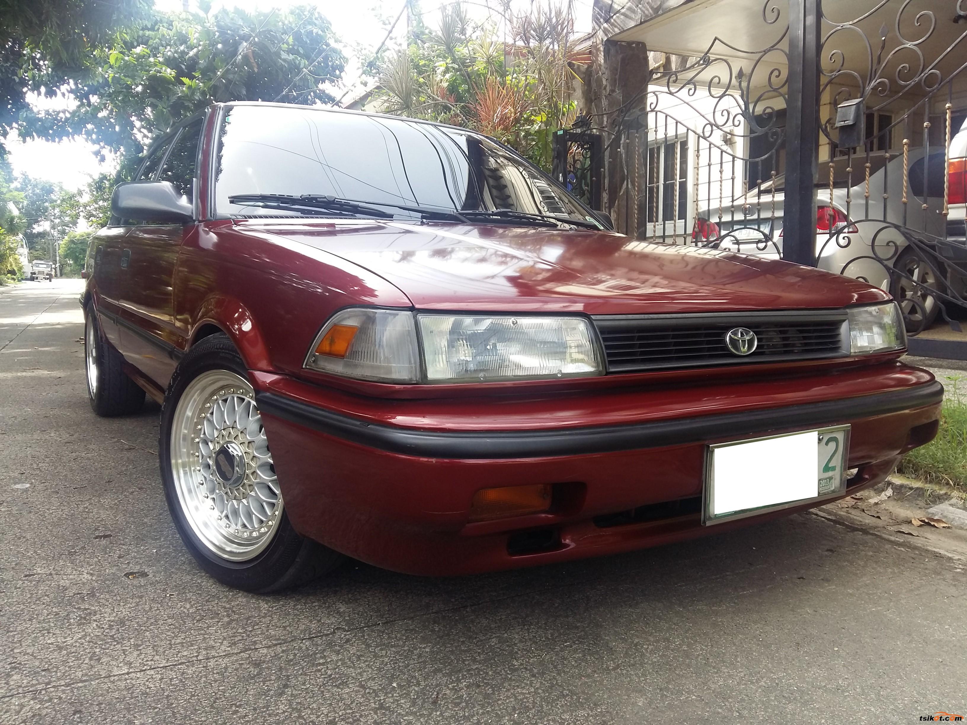 Kelebihan Toyota Corolla 1992 Murah Berkualitas