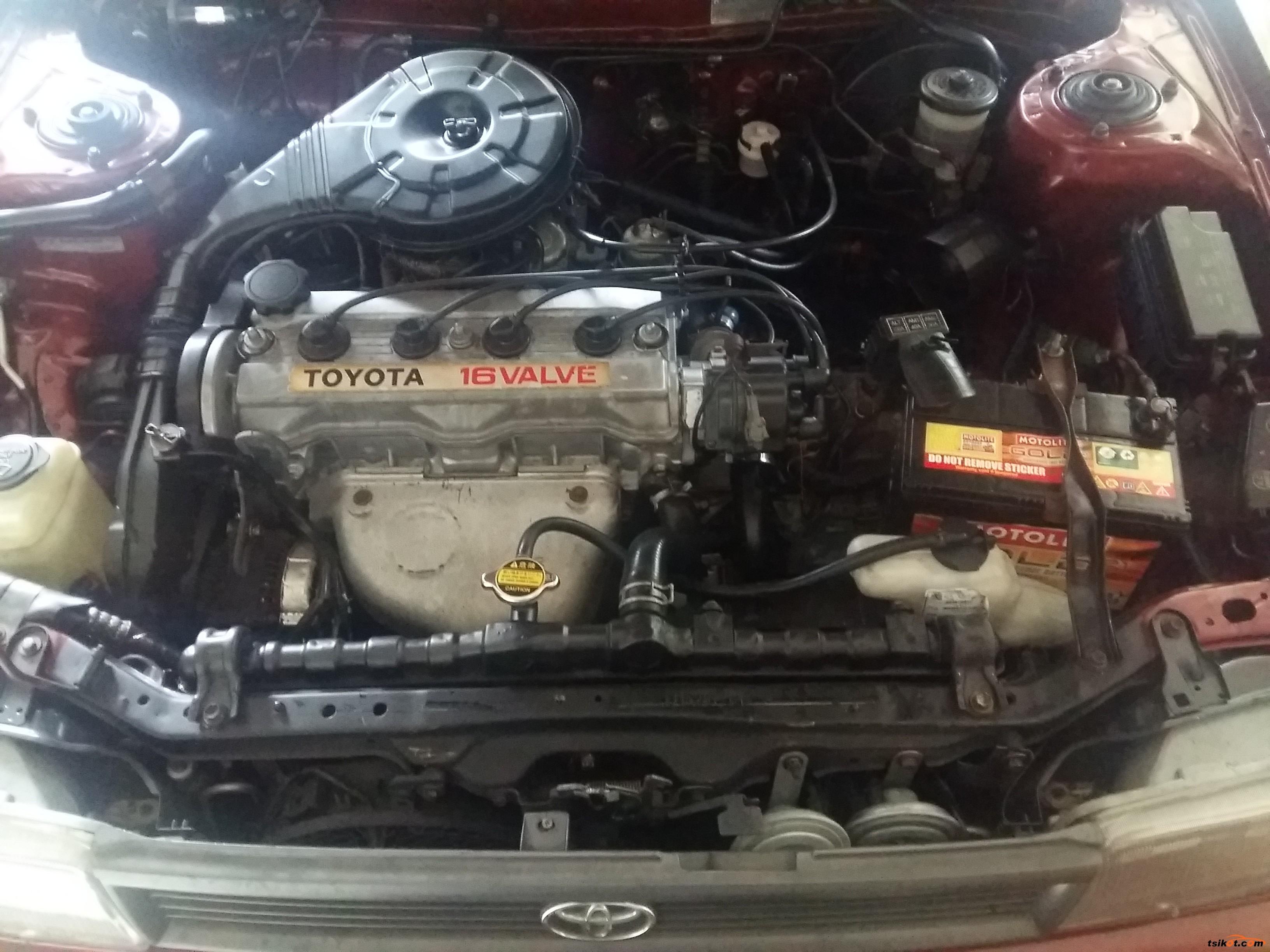 Toyota Corolla 1992 - 9