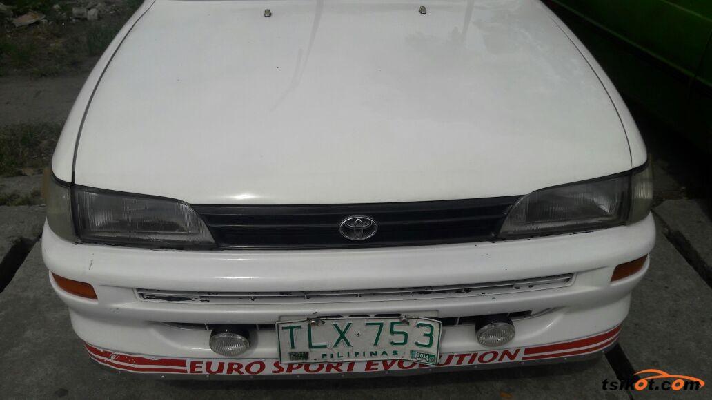 Toyota Corolla 1994 - 3